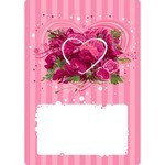 Rose Background, Flower Frame