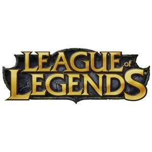League of Legends Logo [LoL – Video Game]
