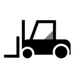 Logistics Icon Set [PNG – 256×256]