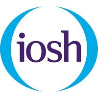IOSH Logo (Institution of Occupational Safety and Health)