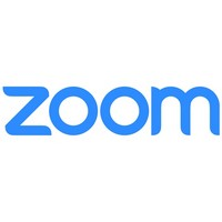 Zoom Logo [Video Communications]