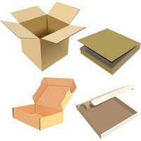 Cardboard Boxes 01