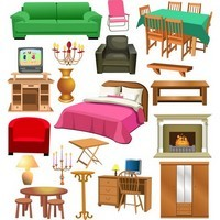 Furniture set 03