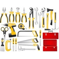 Building Tools Set 01