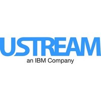 Ustream Logo – IBM Cloud Video