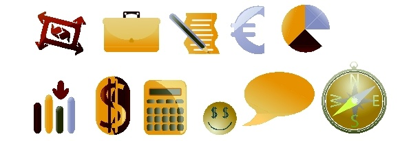 Free vector icons set 2 png