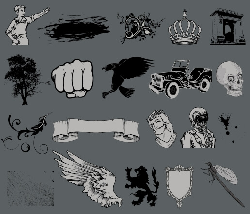 Free Vector Pack 1 png