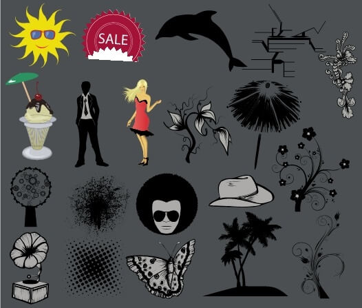 Free Vector Pack 2 png