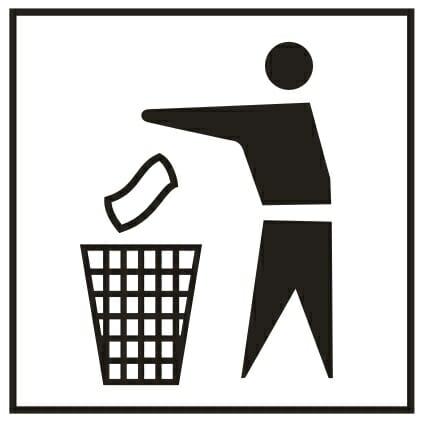 Recycling Man Vector Art png