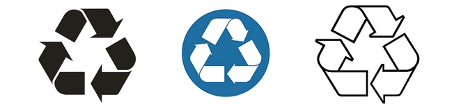 Recycling Vector Art png