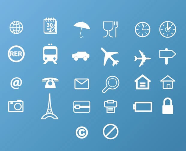 Travel & Business Vector Icon png