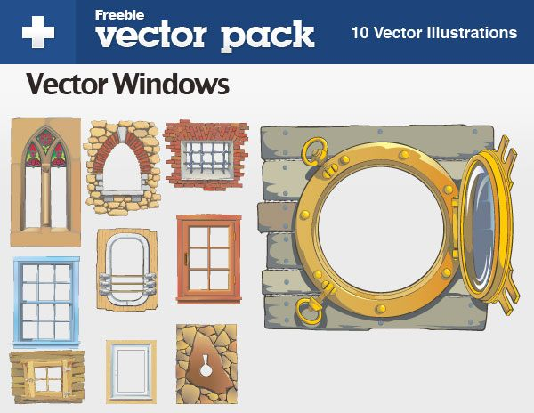 windows vectorr pack1