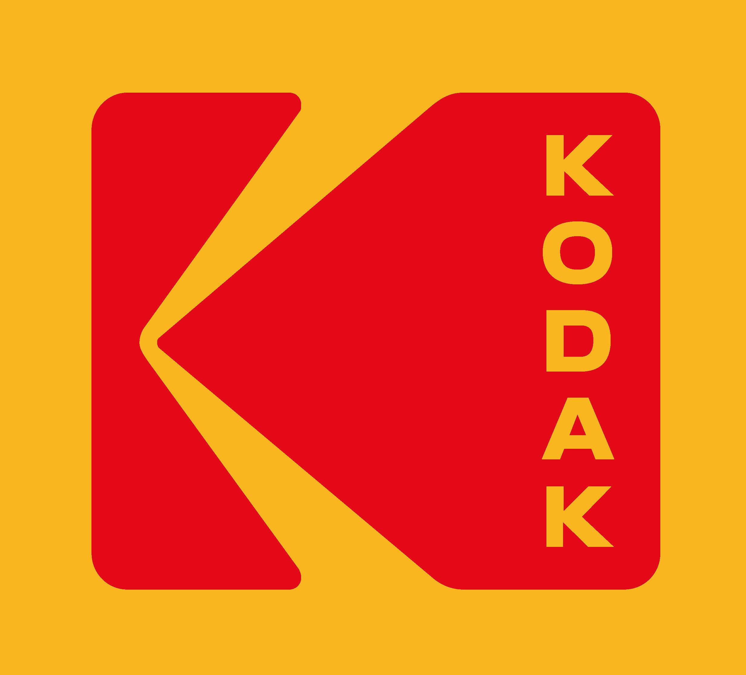 Kodak Logo png