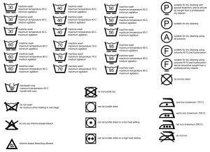 care-symbols