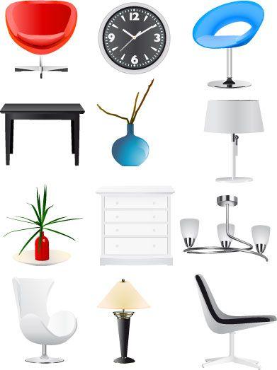 Modern Furnitures png