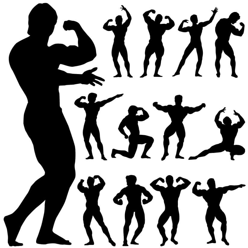 Body Building png