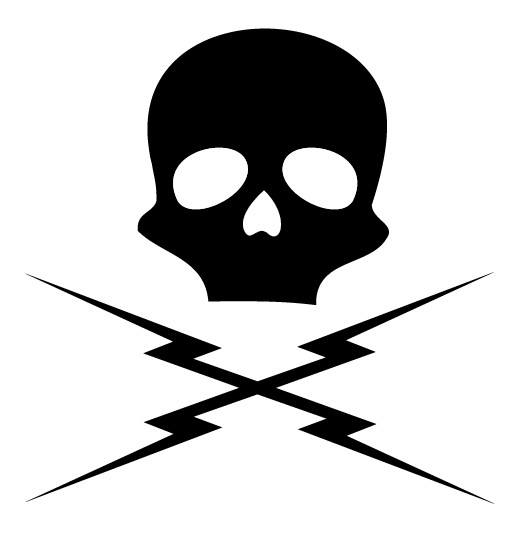 Death proof skull png