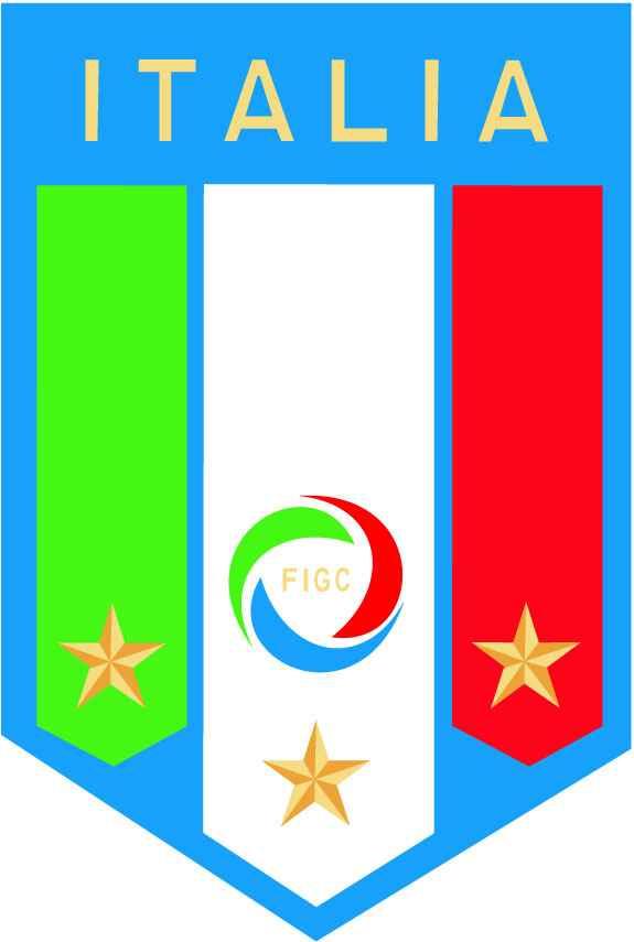 Italian Football Federation & Italy National Football Team Logo [EPS] png