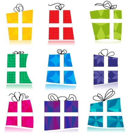 Gift Packs [EPS File] png
