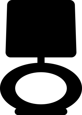 lamp silhouette003 266x375