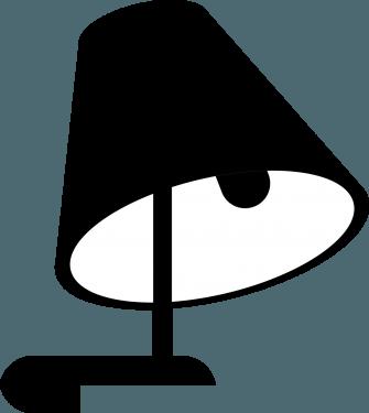 lamp silhouette006 335x375