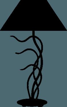 lamp silhouette008 234x375