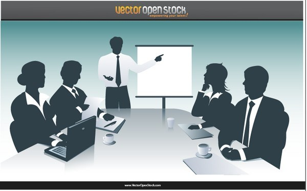Meeting [EPS File] png