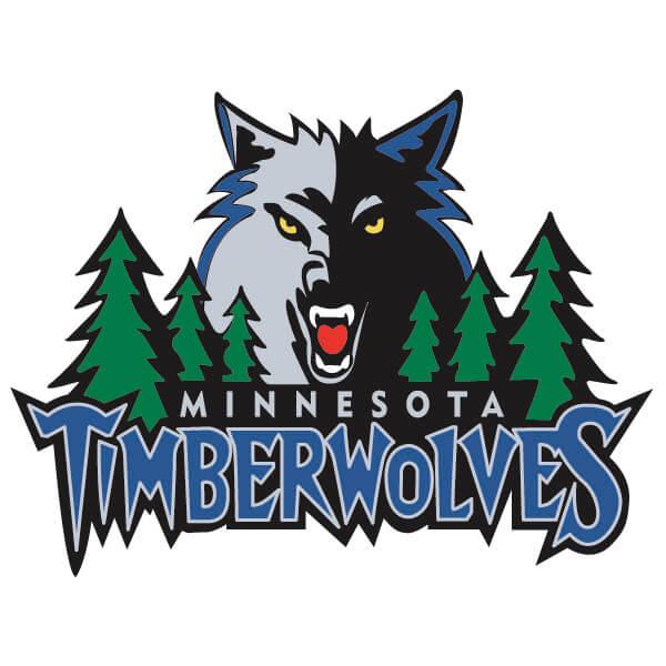 nba minnesota timberwolves logo