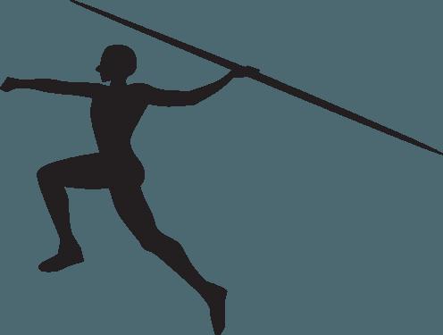 Sportsmen Silhouette png