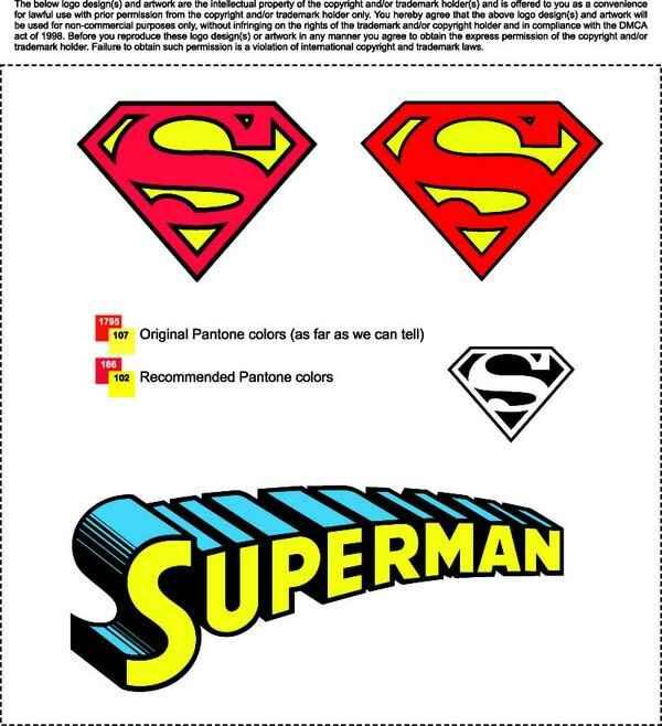 Superman Logo 01 png