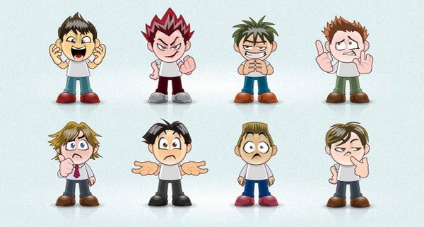 Business People, Children, Kids png