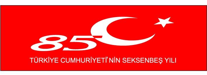 Cumhuriyetin 85.YILI Logosu png