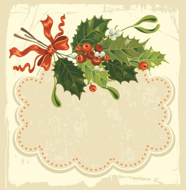 beautiful christmas background1 vector