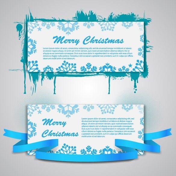 Christmas Banners [EPS File] png