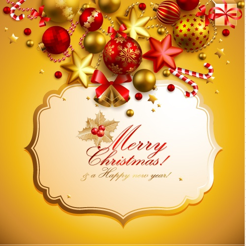 beautiful christmas background2 vector