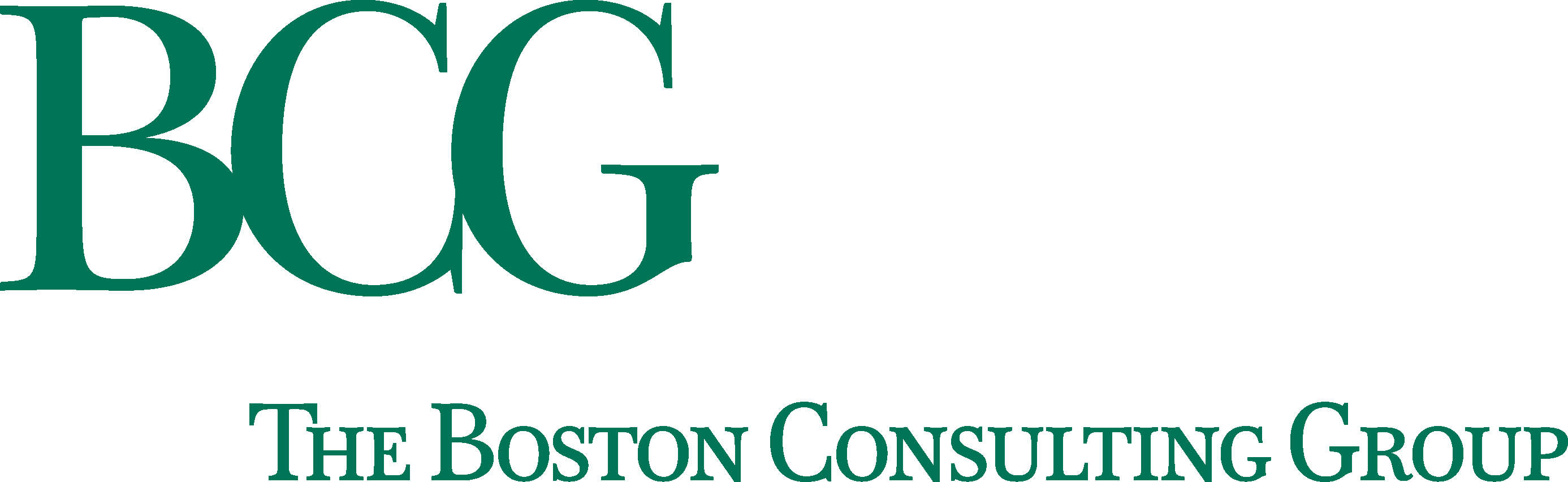 The Boston Consulting Group (BCG) Logo png
