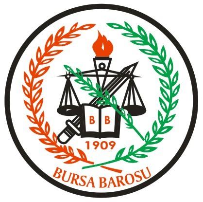 Bursa Barosu Logo png