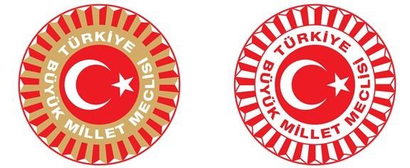 Türkiye Büyük Millet Meclisi Vektörel Logosu [TBMM] png