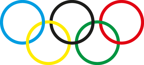 Olympic Logo [olympic.org] png