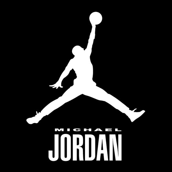 air jordan logo vector art