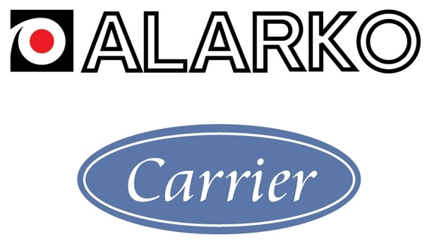 Alarko Carrier Logo png