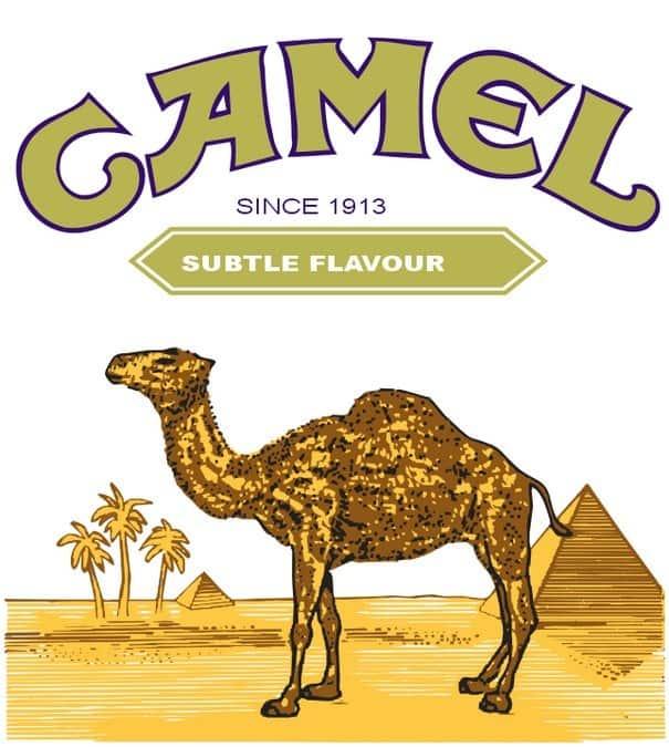 Camel Cigarette Logo png