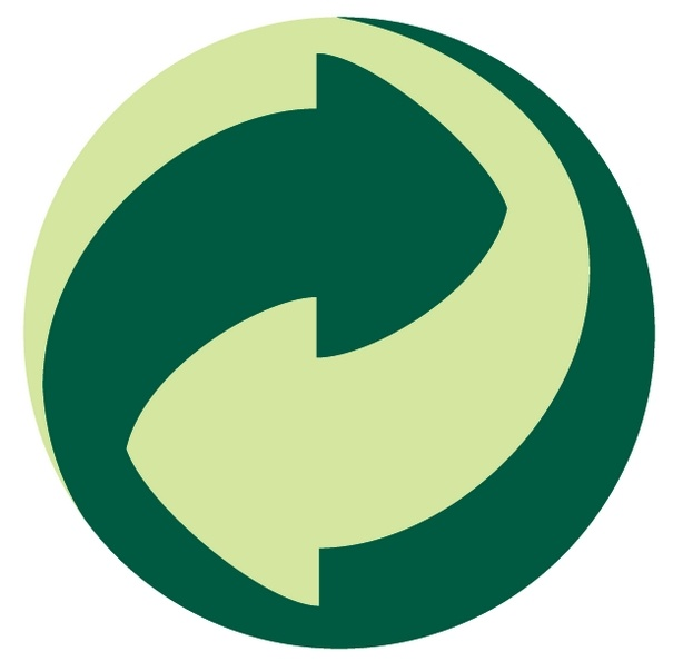 Der Grune Punkt Logo png
