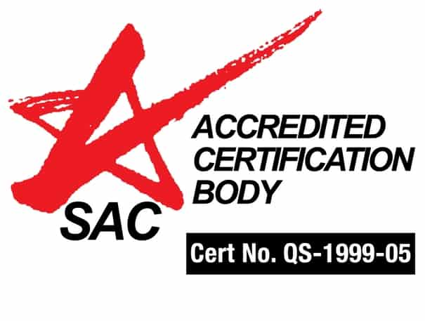 SAC Certification Logo png