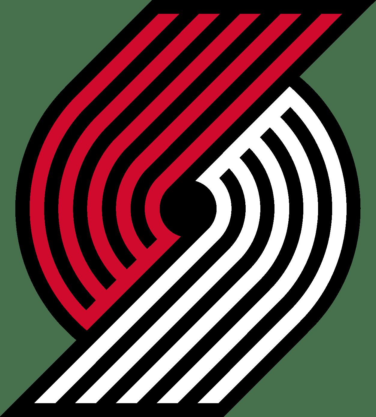 Portland Trail Blazers Art: Portland Trail Blazers Logo Vector Free Download