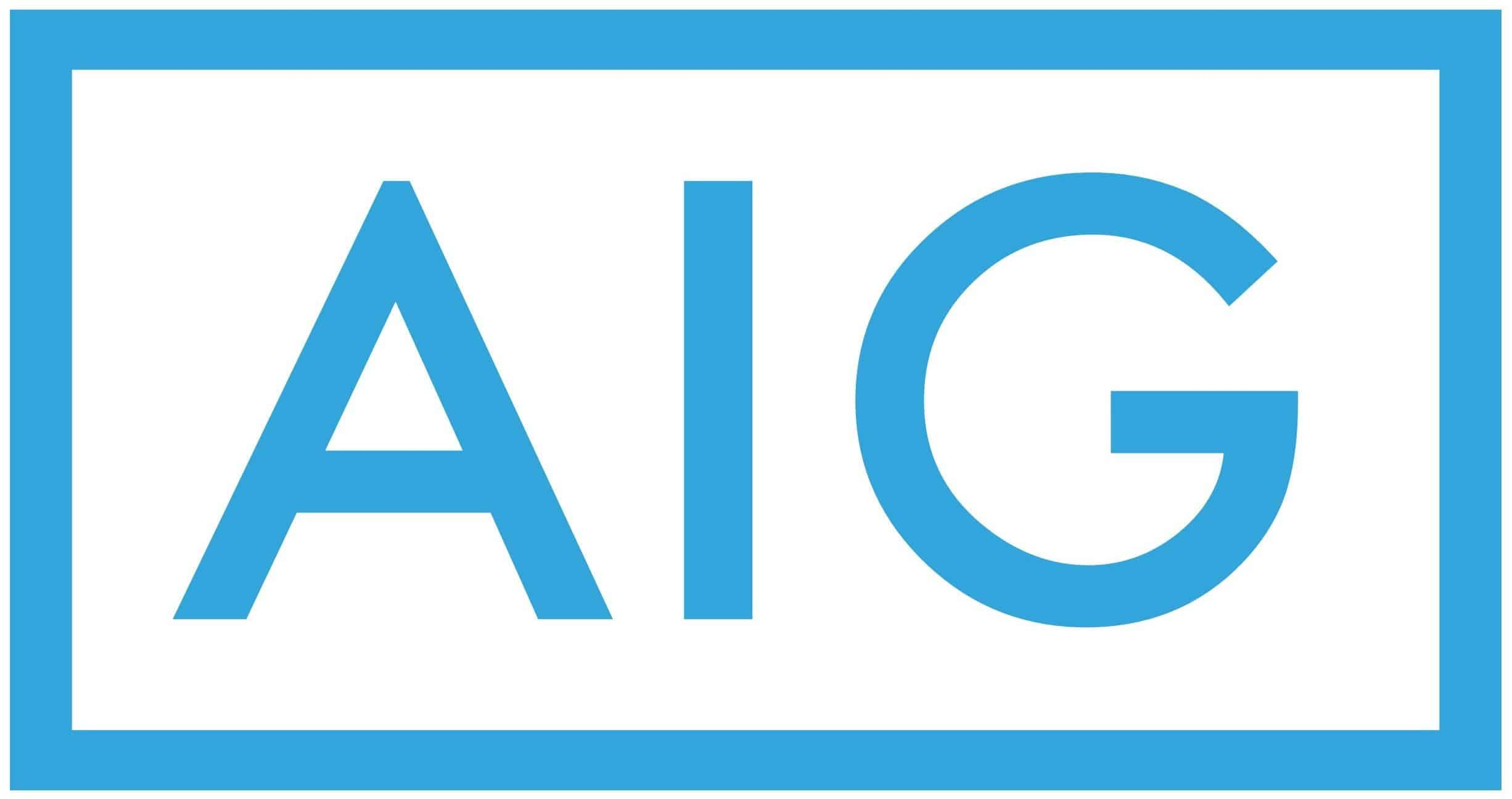 AIG Logo [American International Group] png