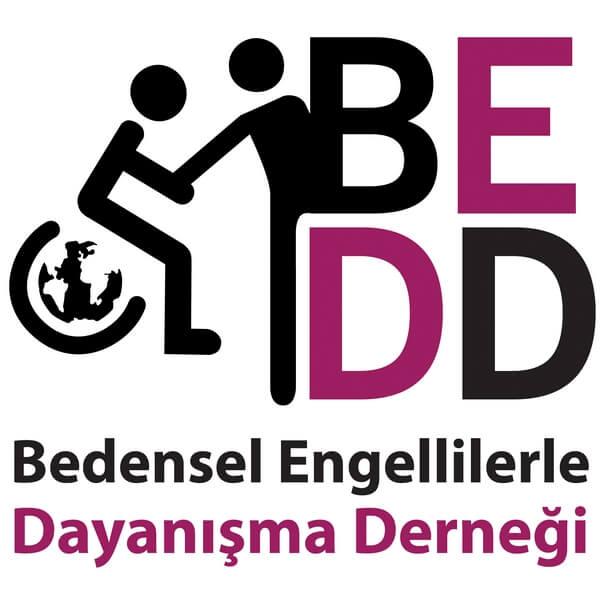 BEDENSEL ENGELLİLERLE DAYANIŞMA DERNEĞİ Logosu png
