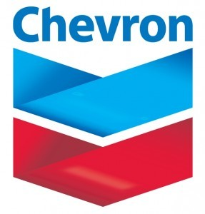 chevron corporation logo 287x300
