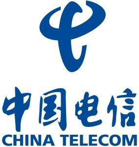 China Telecom Logo [EPS-PDF Files]