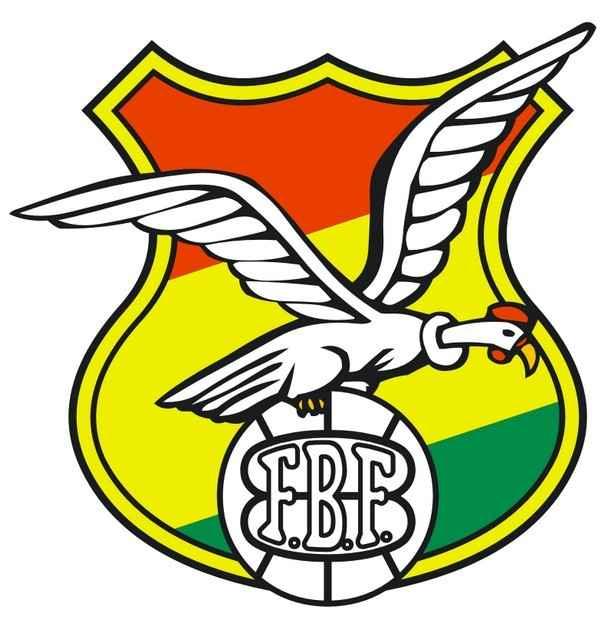 federacion boliviana de futbol logo
